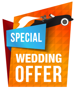 Special Wedding Offer
